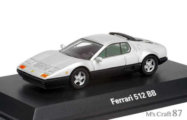 【BoSモデルズ】フェラーリ 512