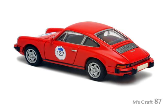 1//87 Brekina Porsche 911 G Silvretta classic 16314