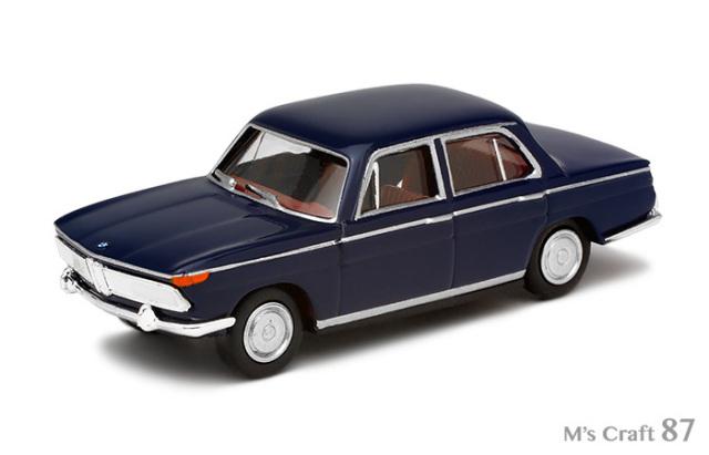 【ブレキナ】BMW 2000