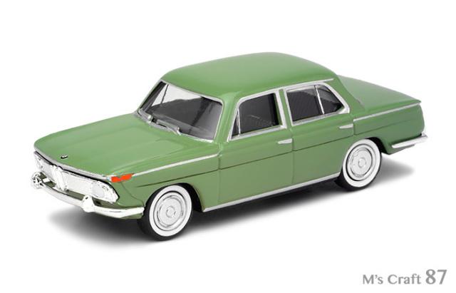【ブレキナ】BMW 1500
