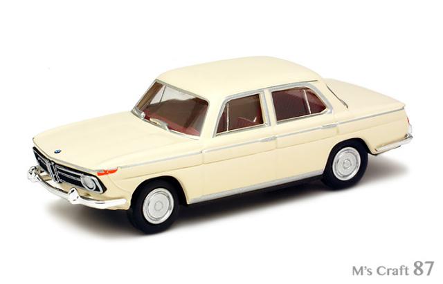 【ブレキナ】BMW 1800