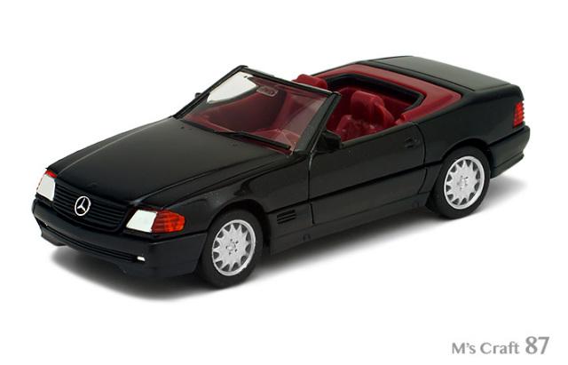 【ヘルパ】メルセデスベンツ 500SL