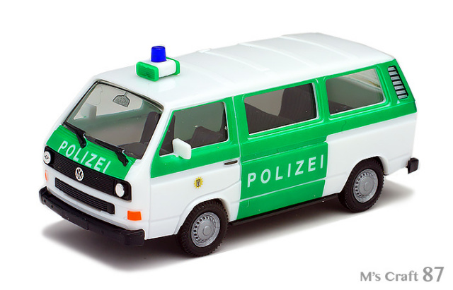 【ヘルパ】フォルクスワーゲン T3