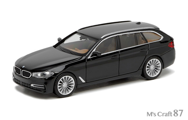 【ヘルパ】BMW 5シリーズ