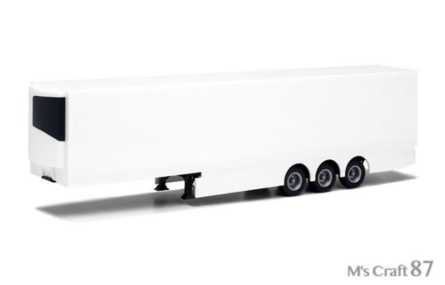 【ヘルパ】冷凍ボックストレーラー