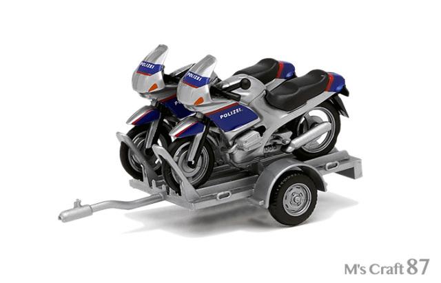 【ヘルパ】BMW ポリスバイク