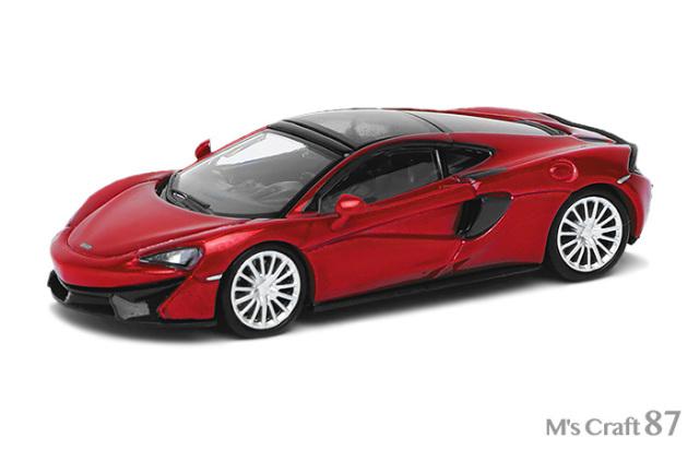 【ミニチャンプス】マクラーレン 570 GT