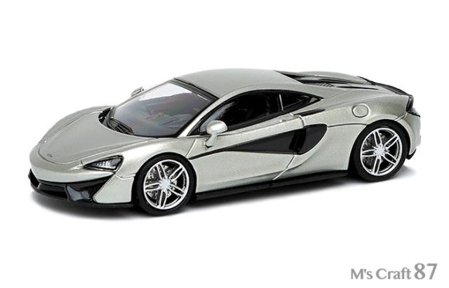 【ミニチャンプス】マクラーレン 570 S