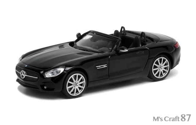【ミニチャンプス】メルセデスベンツ AMG GT
