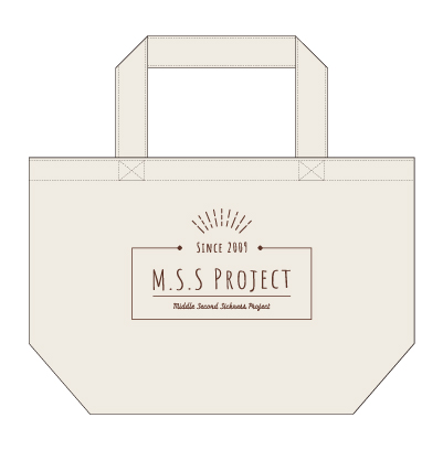 M.S.S Project キャンバストート