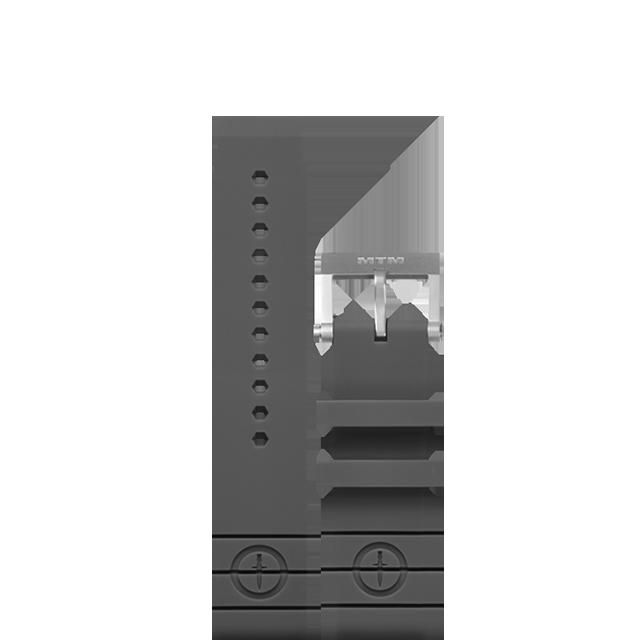 Gray Rubber Strap II