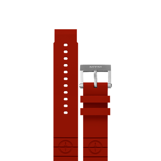 RED Rubber Strap II