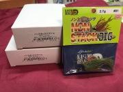 ノンスタックJIG-2.7g ♯01パンプキン&グリーン (12個入りバリューパック ) 超お買い得!!