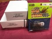 ノンスタックJIG-2.7g ♯04 コアザリ(12個入りバリューパック ) 超お買い得!!