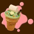 アイスクリーマ・メロン