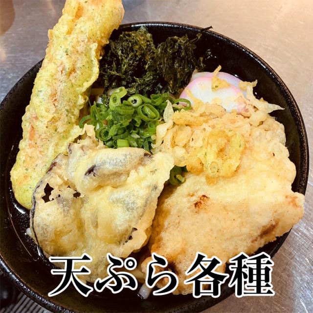 定期便・天ぷら