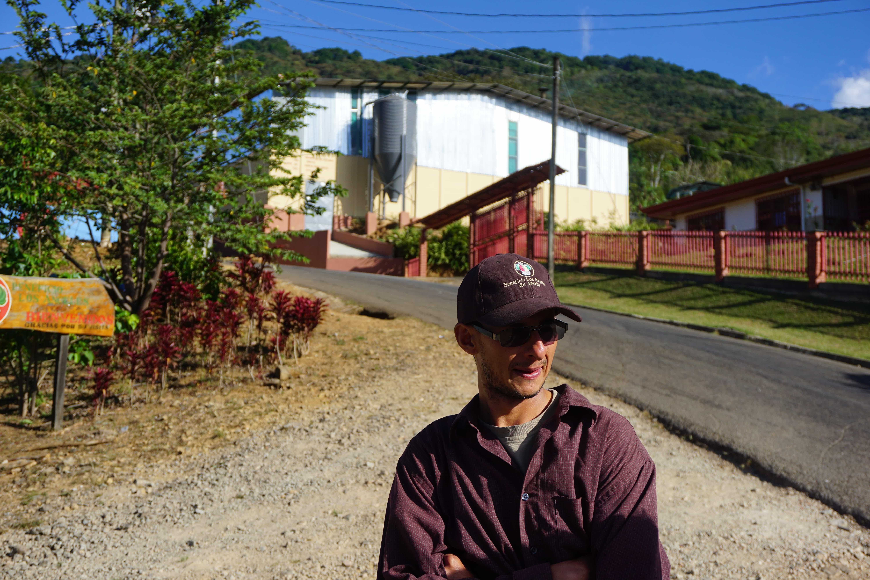 コスタリカ ベンダバル農地 フレンチ