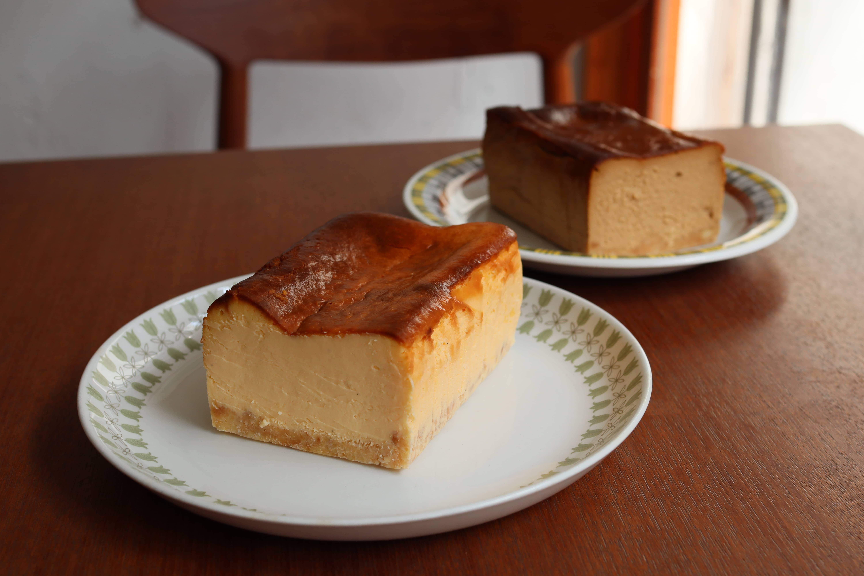 ベイクドチーズケーキ(ハーフ)