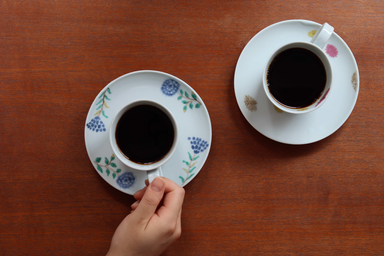 おまかせコーヒーセット