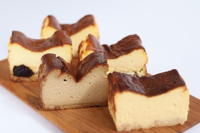 チーズケーキ5種セット