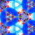 染錦七宝紋十二角型オイル