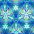 染錦七宝紋十二角型ドライ