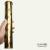 Elegant Brass C Patina
