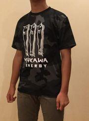 mukawa energy ドライTシャツ 復活カモフラージュ