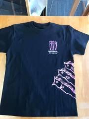 mukawa energy Tシャツ 欲張りピンク