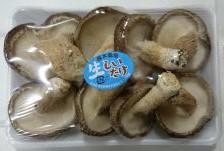 生椎茸 中級品 300g