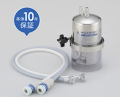 マルチピュア浄水器 MODEL-D400BC 元止め式水栓対応タイプ (活性化セラミック搭載) 水栓なし