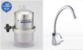 マルチピュア浄水器 MODEL-D400BH (活性化セラミック搭載) 専用水栓タイプ(GROHE仕様)