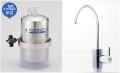 マルチピュア浄水器 MODEL-D400BJ (活性化セラミック搭載) 専用水栓タイプ
