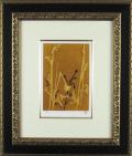 東山魁夷 「季の詩 十一月」 1954年 卒寿記念 リトグラフ 額寸・476×566mm 商品画像