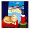 窓辺の猫5