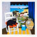 窓辺の猫7