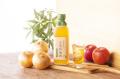 村田食品の玉葱林檎酢 500ml入/約20~25日分/ケルセチン・ペクチン含有/玉ねぎ酢にリンゴをブレンドした無添加、無加糖の野菜酢です/2本以上で送料無料