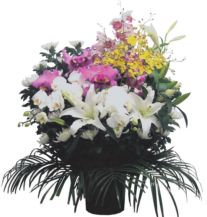 【送料無料】仏スタンド1段(お悔やみ用・葬儀用・葬式用・法事用)