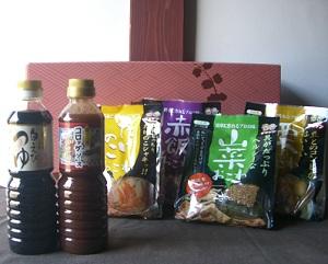 おこわセットが選べる、和(なごみ)セット 2 【山元醸造/8126】