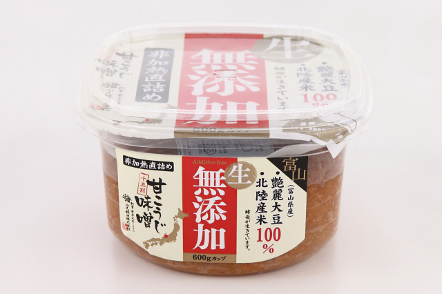 15割生こうじ味噌(カップ)