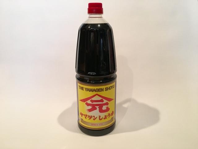 山元醤油1.8l