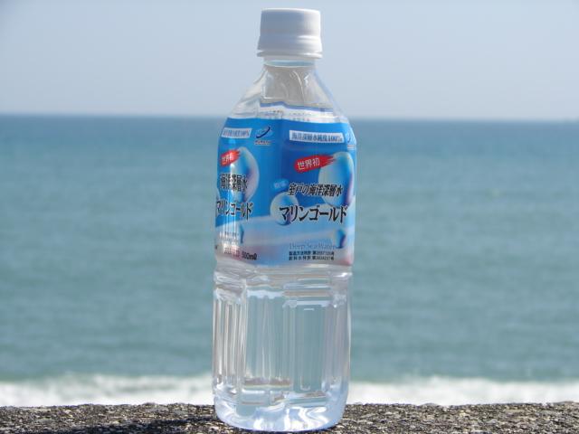 室戸海洋深層水 マリンゴールド0.5L