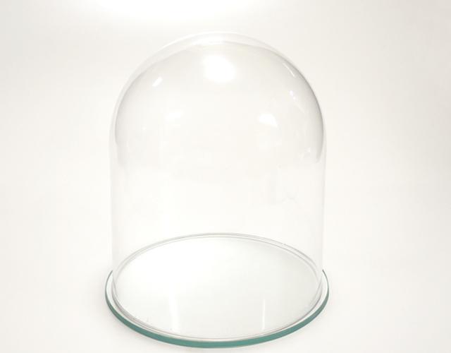 ボトルフラワー用ガラス容器 ハイドーム2L D-38