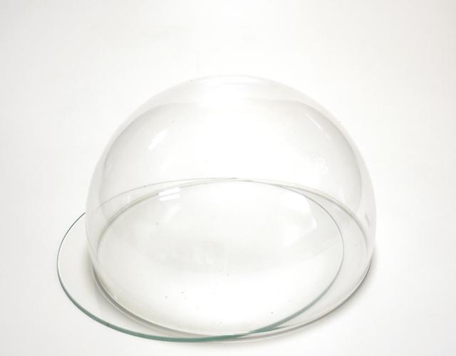 ボトルフラワー用ガラス容器 特価 ドームDM200(D-13)