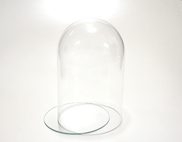 ボトルフラワー用ガラス容器 ハイドームM D-35