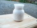 菌糸ビン550cc(クワガタ、オオクワガタの初二齢幼虫のエサ)販売