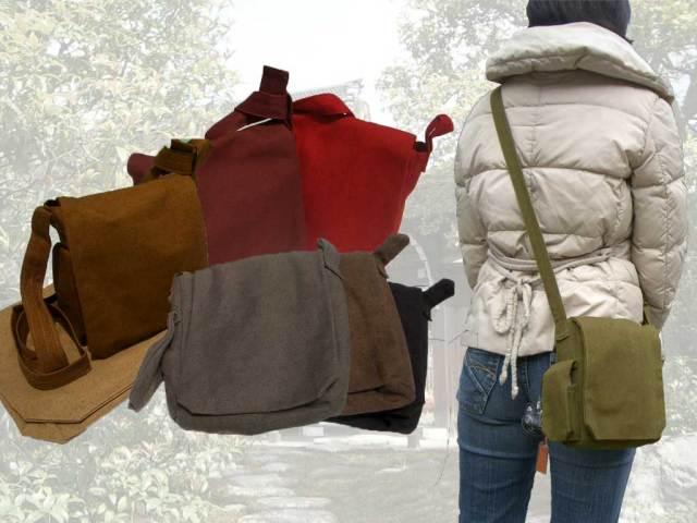 携帯ポケット付き頭陀袋(ずだぶくろ)《ミニ》イメージ