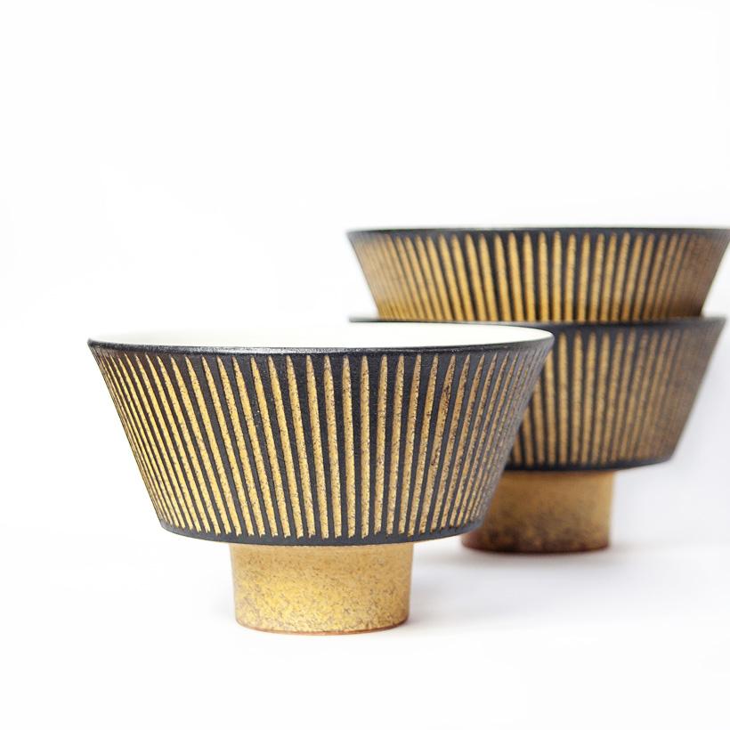 醇窯 鉄彩 ラーメン鉢 どんぶり 高須 健太郎 陶器 食器 大鉢 かわいい おしゃれ