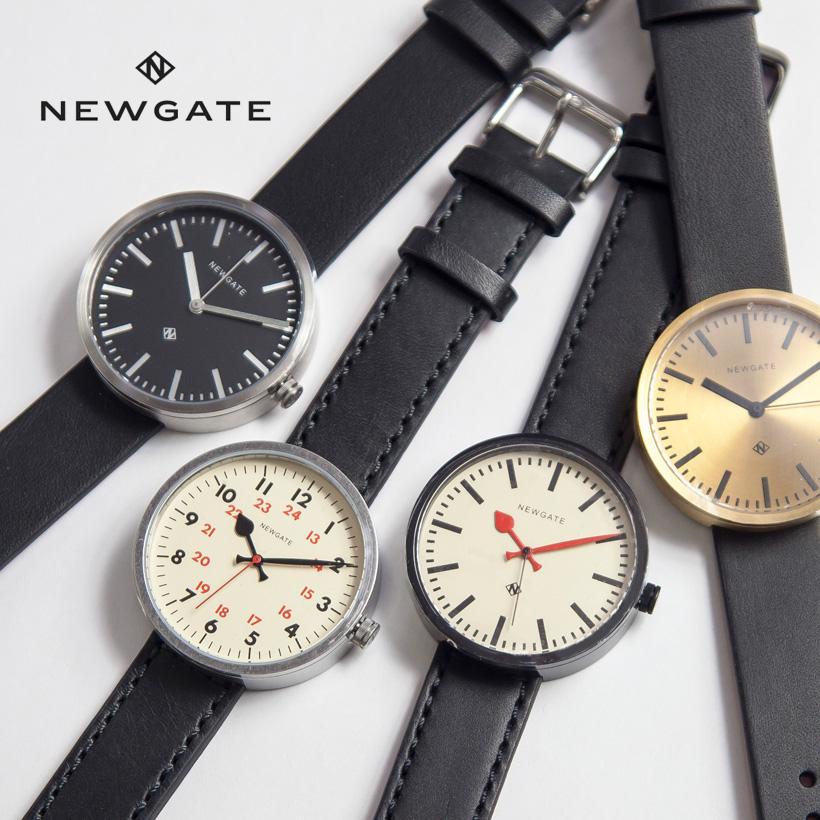 NEWGATE ニューゲート 腕時計 クォーツ ウォッチ メンズ レディース