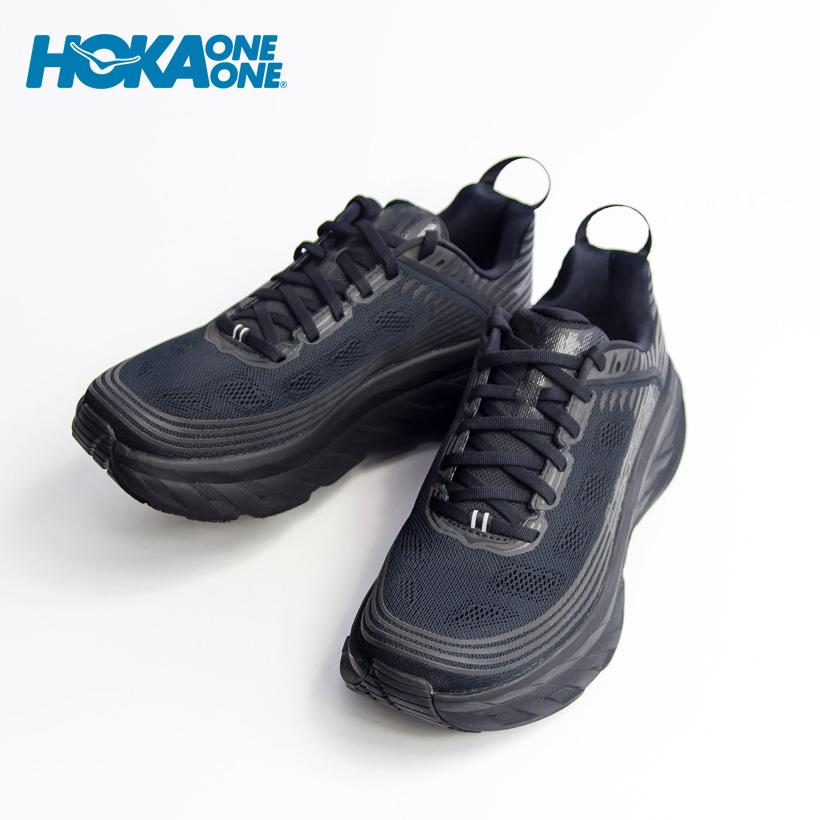 HOKA ONE ONE ホカオネオネ BONDI 6 ボンダイ6 ダートスニーカー メンズ